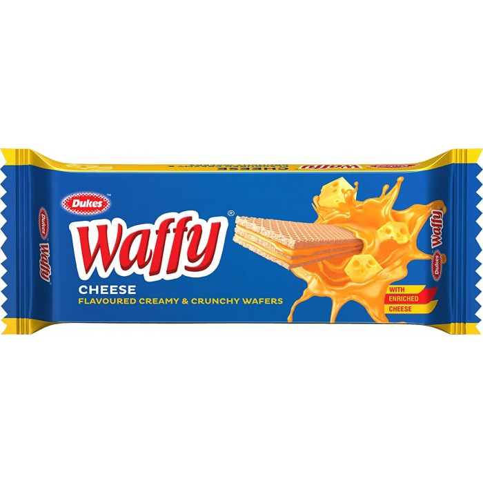 Dukes wafers cheese