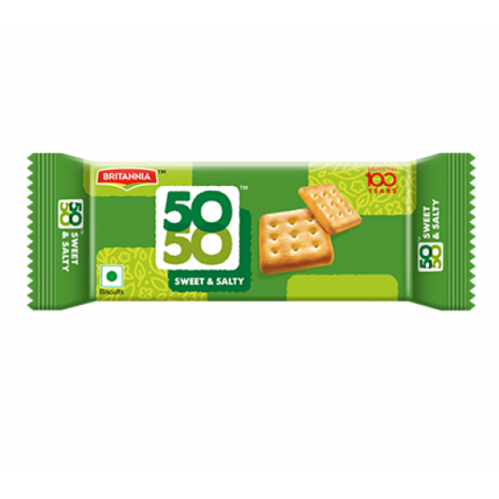 50-50 Biscuit 10Rs