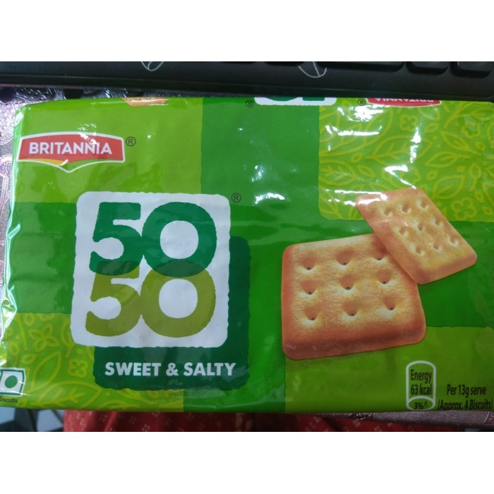 50-50 Biscuit 30Rs